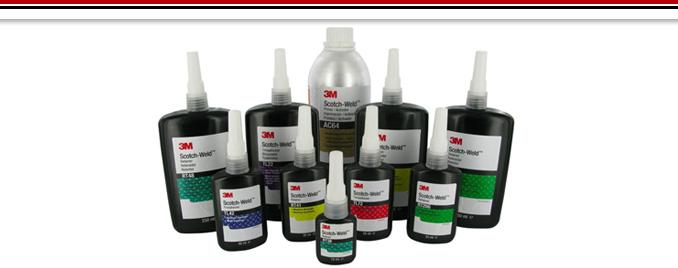 Scotch-weld anaerobic Adhesives ™