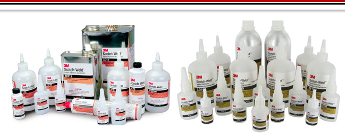 Scotch-weld cynoacrylate adhesives ™
