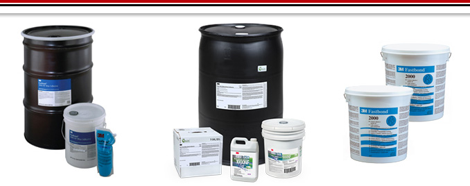 Water based dispersion adhesive